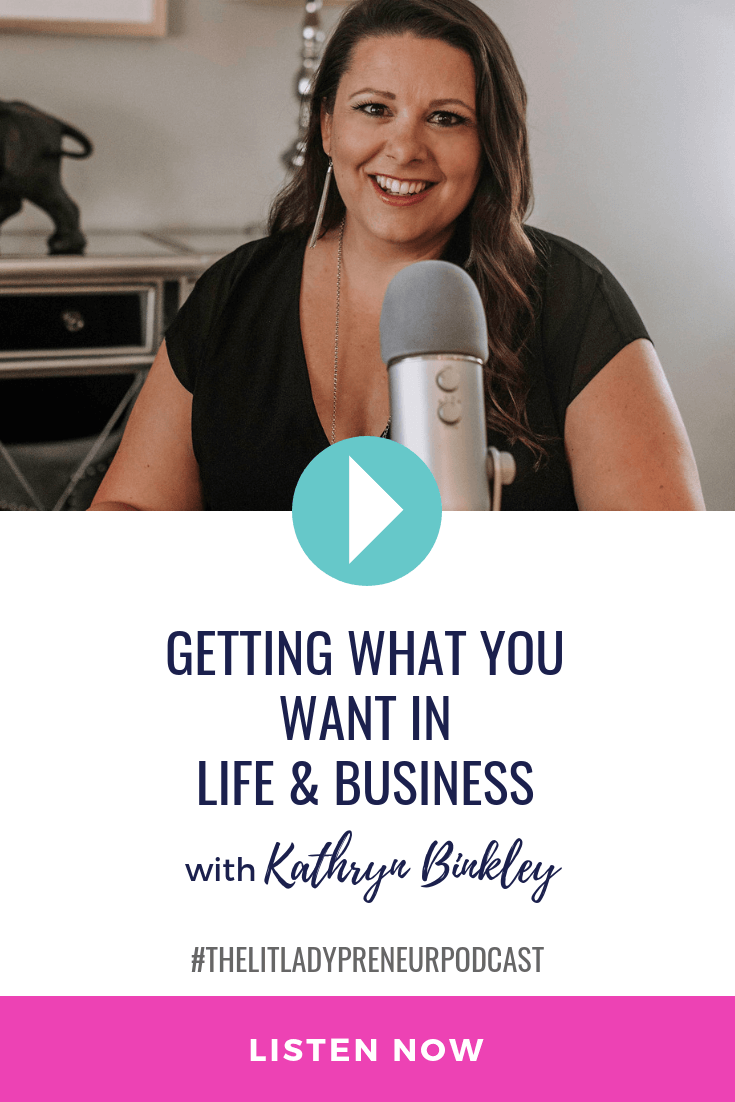 Hey LIT Lady! Do you really know what you want in life a business? Today, I am sharing five reasons why you need clarity around what you want! Check out Episode 001: Getting What You Want in Life & Business #thelitladypreneurpodcast
