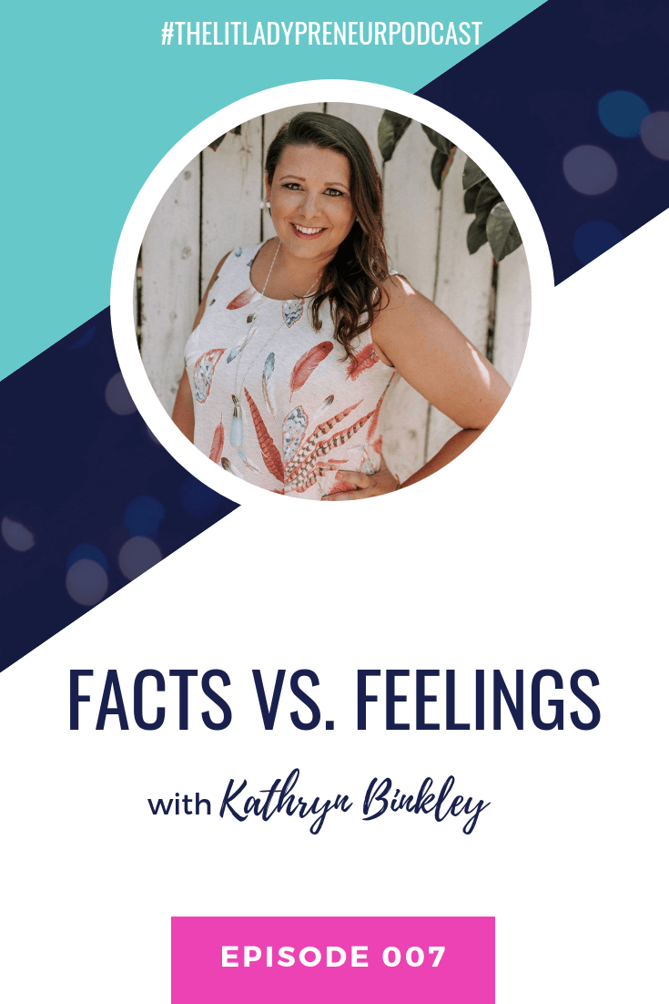 Have you been overwhelmed with the feeling that your business was tanking but the facts and results were saying the exact opposite? Many of us react to the situation before even looking at the facts. Today, I am going to go over a great practice to do when you feel overwhelmed and limiting beliefs is telling you otherwise. 