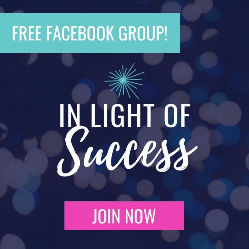 In Light of Success Facebook Group
